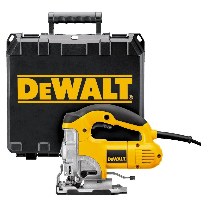 DeWalt 6.5A 4-Position 500-3100 SPM Jig Saw Kit Image 3