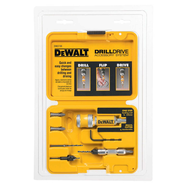 DeWalt 8-Piece Drill and Drive Set Image 1