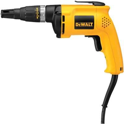 DeWalt 6A/5300 rpm 60 In./Lb. Torque Electric Screwgun