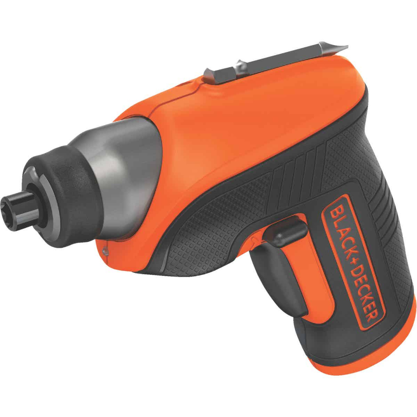 Black & Decker 4 Volt MAX Lithium-Ion 3/8 In. Cordless Screwdriver Kit Image 1