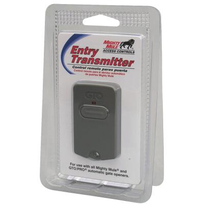 Might Mule Remote 3-Button Entry Transmitter